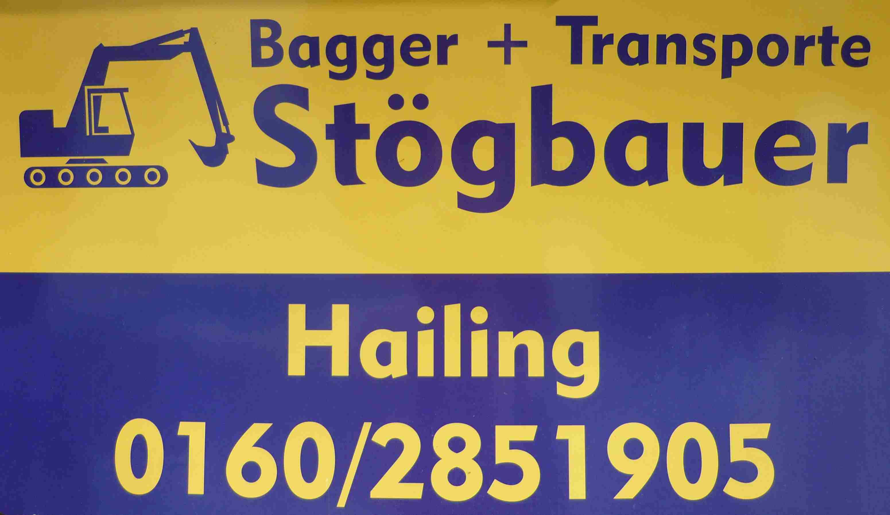 Stoegbauer_Bagger